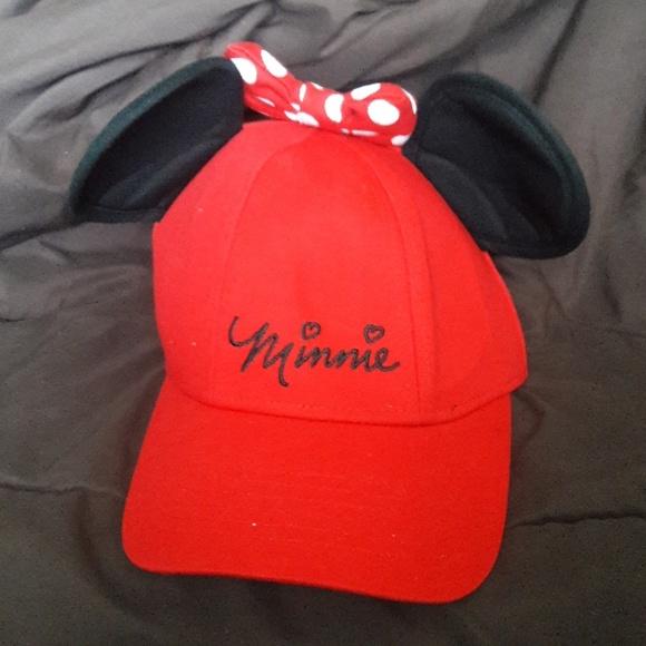 Minnie Mouse Ears Hat 8dc5c1c82770